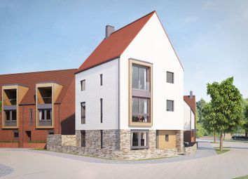 "Thumbnail 4 bedroom detached house for sale in ""Foxglove"" at Meadlands, York"