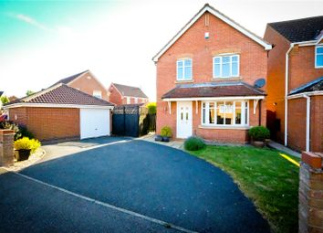 Thumbnail 3 bed detached house for sale in Ashton Drive, Kirk Sandall, Doncaster