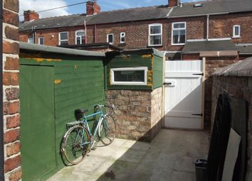 Thumbnail 2 bed terraced house to rent in Middleham Street, Manchester
