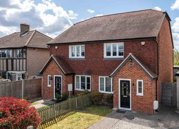 Thumbnail 3 bed semi-detached house for sale in Middle Street, Strood Green, Betchworth