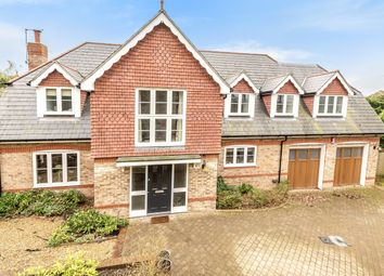 Thumbnail 5 bed detached house for sale in Hatch Lane, Liss