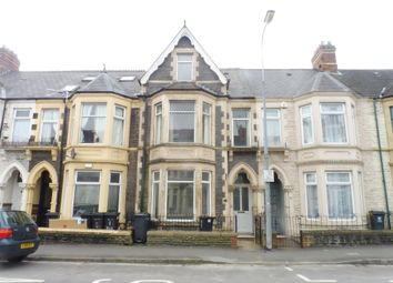 Thumbnail 2 bedroom flat for sale in Mackintosh Place, Roath, Cardiff