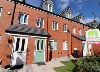 Thumbnail 3 bed town house for sale in Academy Way, Lostock, Bolton