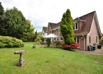 4 bed detached house for sale in Willow Brook Gardens, Mayals, Swansea SA3