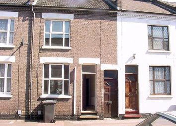 Thumbnail 3 bed terraced house to rent in Charles Street, Luton