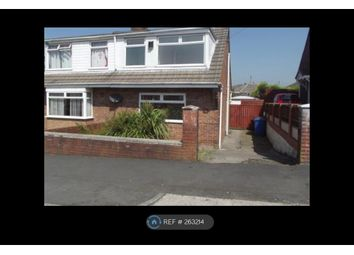 Thumbnail 3 bedroom semi-detached house to rent in Camberwell Crescent, Wigan