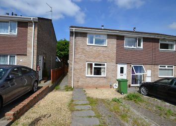 Thumbnail 2 bedroom semi-detached house to rent in Silverstone Close, St. Mellons, Cardiff CF35Pw