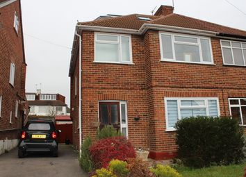 Thumbnail 4 bed semi-detached house to rent in Whitegate Gardens, Harrow Weald