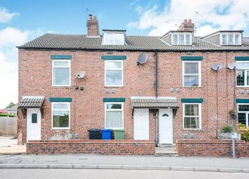 Thumbnail 3 bedroom terraced house for sale in Canal Wharf, Chesterfield