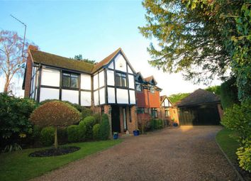 Thumbnail 5 bed detached house to rent in Woodward Gardens, Stanmore, Middlesex