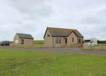 Thumbnail 2 bed bungalow for sale in The Bu, Burray, Orkney