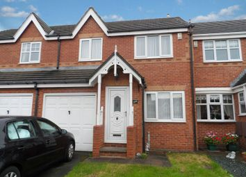 Thumbnail 3 bedroom terraced house for sale in Seaham Close, South Shields