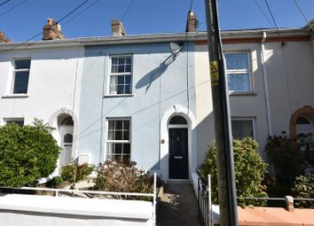 Thumbnail 3 bed terraced house for sale in Geneva Place, Bideford
