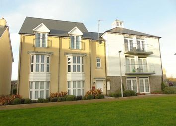 Thumbnail 2 bedroom flat for sale in Y Corsydd, Machynys, Llanelli