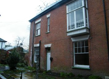 Thumbnail 4 bed detached house to rent in Fore Street, Cullompton