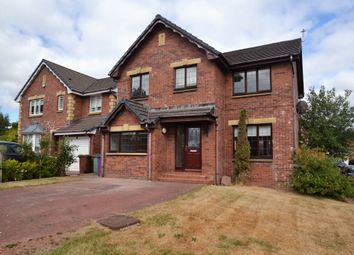Thumbnail 4 bed detached house for sale in Ballochmyle Drive, Crookston