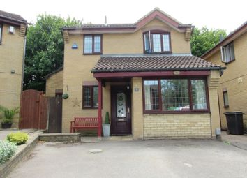 Thumbnail 3 bedroom detached house for sale in Knightswell Close, Cardiff
