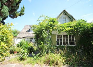 Thumbnail 3 bed detached bungalow for sale in Locks Road, Locks Heath, Southampton