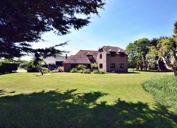 Thumbnail 5 bed detached house for sale in Easton Lane, Almodington, Chichester