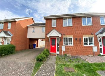 Thumbnail 3 bed semi-detached house for sale in Lagonda Drive, Ipswich
