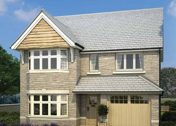 Thumbnail 4 bed detached house for sale in Mulberry Park, Manchester Road, Macclesfield, Cheshire