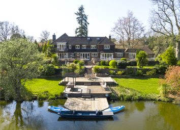 Thumbnail 5 bed equestrian property to rent in Pitch Place, Thursley, Godalming, Surrey
