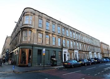 Thumbnail 1 bed flat to rent in Corunna Street, Glasgow