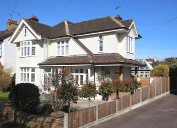 Thumbnail 4 bed detached house for sale in Theobalds Road, Leigh-On-Sea