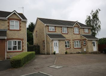 Thumbnail 3 bed semi-detached house for sale in St. Stephen's Court, Undy, Caldicot