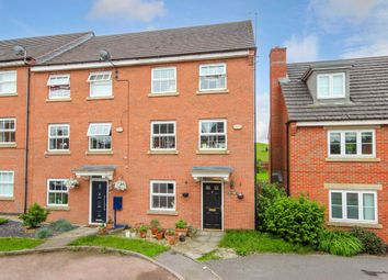 Thumbnail 4 bed town house for sale in Blackwell Close, Higham Ferrers, Northamptonshire