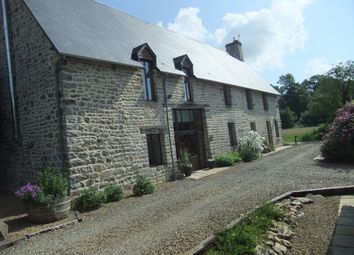 Thumbnail 4 bed equestrian property for sale in Saint-Georges-De-Rouelley, Manche, 50720, France