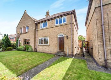 Thumbnail 3 bed semi-detached house for sale in Tollesby Lane, Marton-In-Cleveland, Middlesbrough