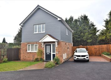 Thumbnail 3 bed detached house for sale in Barnfield Crescent, Kemsing, Sevenoaks