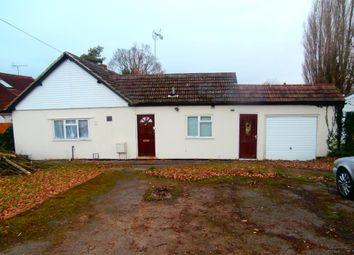 Thumbnail 3 bed detached bungalow to rent in Wokingham Road, Earley, Reading