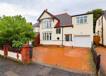 4 bed detached house for sale in Osborne Road, Penn, Wolverhampton WV4