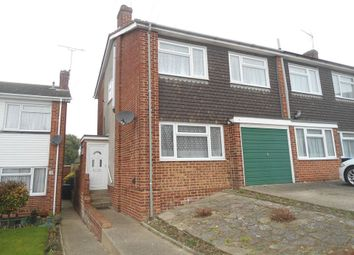 Thumbnail 3 bed semi-detached house to rent in Claire Court, Broadstairs