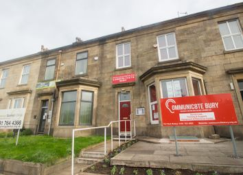 Thumbnail Office to let in Peel Industrial Estate, Chamberhall Street, Bury