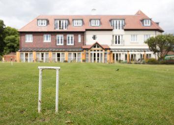 Thumbnail 2 bed penthouse for sale in Elmbridge Village Management Ltd, Essex Drive, Cranleigh, Surrey