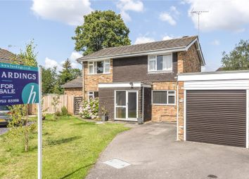 Thumbnail 4 bed detached house for sale in Kimber Close, Windsor, Berkshire