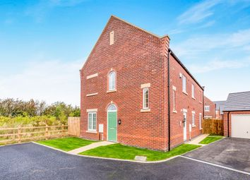 Thumbnail 5 bed detached house for sale in Southfield Avenue, Sileby, Loughborough