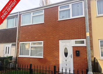 Thumbnail 3 bedroom terraced house to rent in Highfield, King's Lynn