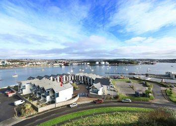 Thumbnail 4 bedroom town house for sale in Spinnaker Quay, Mount Batten, Plymouth