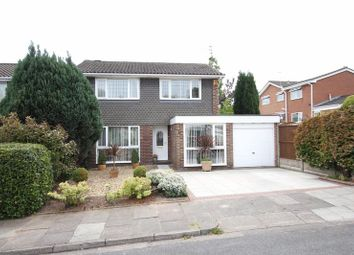 Thumbnail 4 bed detached house for sale in Birch Close, Oxton, Wirral
