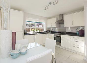 "Thumbnail 4 bedroom link-detached house for sale in ""Chesham Special"" at Halse Road, Brackley"