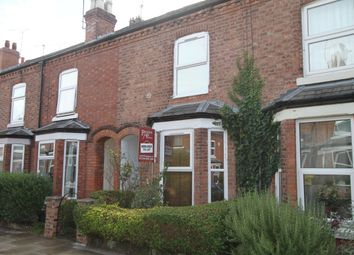 Thumbnail 2 bed terraced house to rent in Gladstone Avenue, Chester, Cheshire