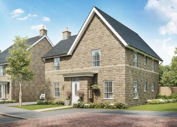 "Thumbnail 4 bedroom detached house for sale in ""Lincoln"" at Oldfield Close, Micklefield, Leeds"