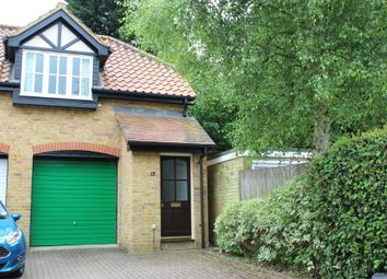 Thumbnail 1 bedroom flat to rent in Cosne Mews, Harpenden