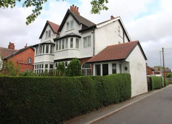 Thumbnail 5 bedroom semi-detached house for sale in Shaftesbury Avenue, Roundhay, Leeds