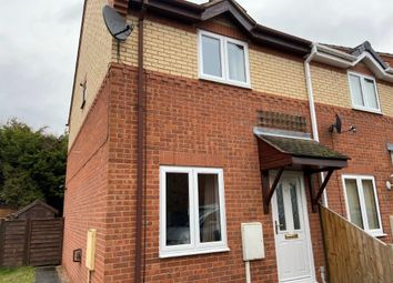 2 bed semi-detached house to rent in Hucklow Court, Oakwood DE21