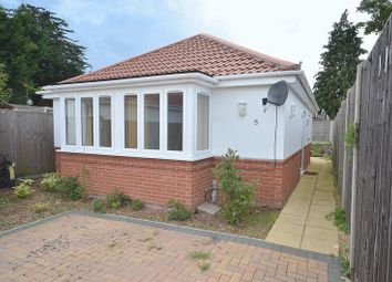 Thumbnail 2 bed detached bungalow to rent in Markham Avenue, Bournemouth